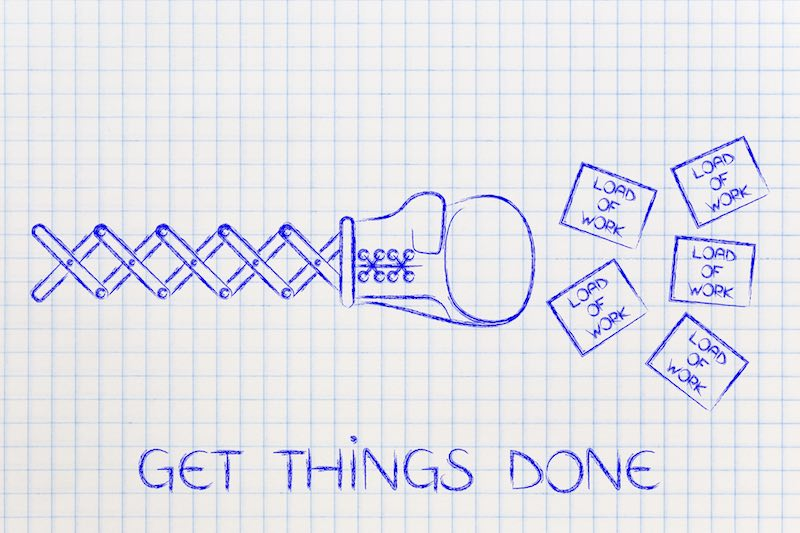 Get Stuff Done With Arellano's Productivity Tactics